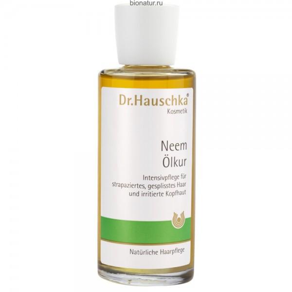 Масло для волос dr.hauschka