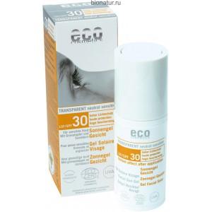 ECO-Cosmetics Гель для лица SPF 30 30 мл