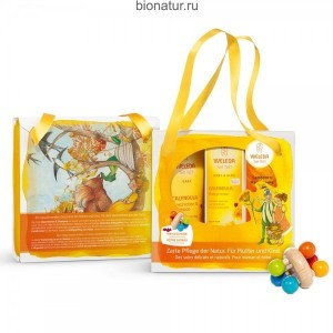 WELEDA Подарочный набор для детей с календулой