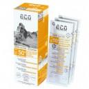 "ECO-Cosmetics Солнцезащитный крем ""SNOW and FUN"" SPF 50+ тонирующий 40 мл"