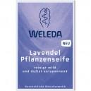 WELEDA Лавандовое растительное мыло 100 г