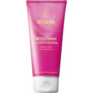 WELEDA Розовый нежный гель для душа 200 мл