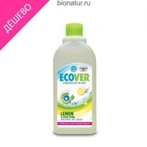 Ecover жидкое средство для мытья посуды с Лимоном, 500 мл