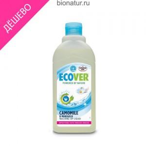 Ecover жидкое средство для мытья посуды с Ромашкой, 500 мл