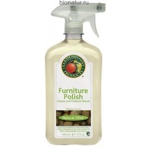 Earth Friendly Products средство для полировки мебели, 500 мл