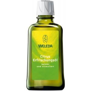 WELEDA Цитрусовое освежающее масло 100 мл