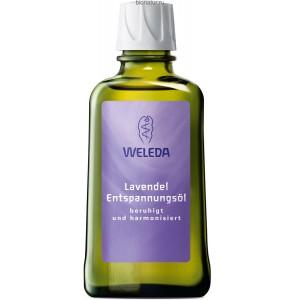 WELEDA Лавандовое расслабляющее масло 100 мл