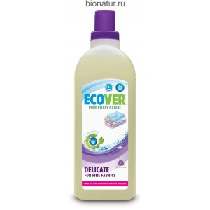 Ecover жидкое средство для деликатной стирки, 1 литр