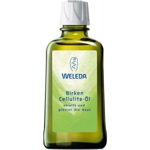 WELEDA Березовое антицеллюлитное масло 200 мл